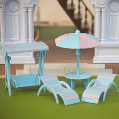 Набор пляжной мебели Happy family 012-12B