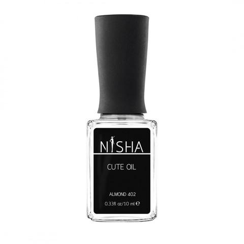 Масло для кутикулы Nisha Cuticle Oil Almond 10ml 402