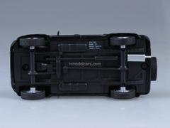 UAZ-3162 Simbir black 1:43 AutoHistory