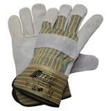 Перчатки SPLIT MASTER PRO комбинированные спилковые усиленные (Nitras)