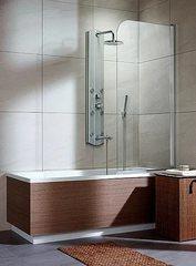 Шторка на ванну Radaway Eos PNJ 70x152 правая, крепится справа, профиль хром, стекло прозрачное 205101-101R