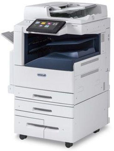 МФУ Xerox VersaLink B7025 - настольное исполнение с дополнительным лотком