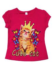 BK003-48 футболка детская, малиновая