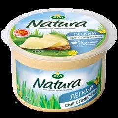 """Сливочный сыр """"Arla natura"""" лёгкий 30% 400г"""