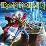 Iron Maiden / Run To The Hills (Live)(Single)(7