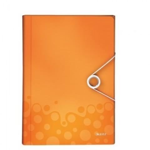 Папка для проектов Leitz WOW, оранжевый