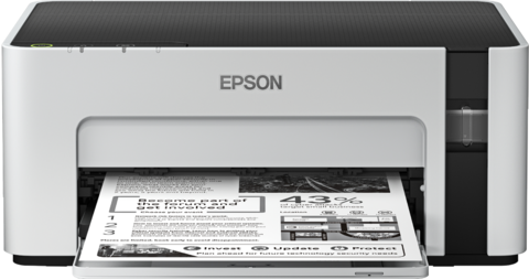Cтруйный монохромный принтер Epson M1100 (C11CG95405)