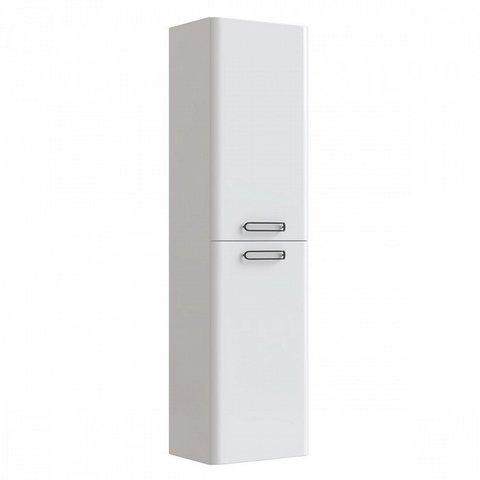 Пенал подвесной, 40 см, Brick, белый, IDDIS, BRI40W0i97