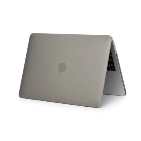 Накладка пластик MacBook Pro 15 Retina /matte gray/ DDC