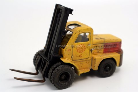 Autoloader Lviv 4045M (with traces of operation) Workshop UMI 1:43