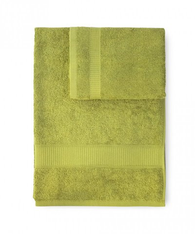Полотенце 100х150 Caleffi Calypso светло-зеленое