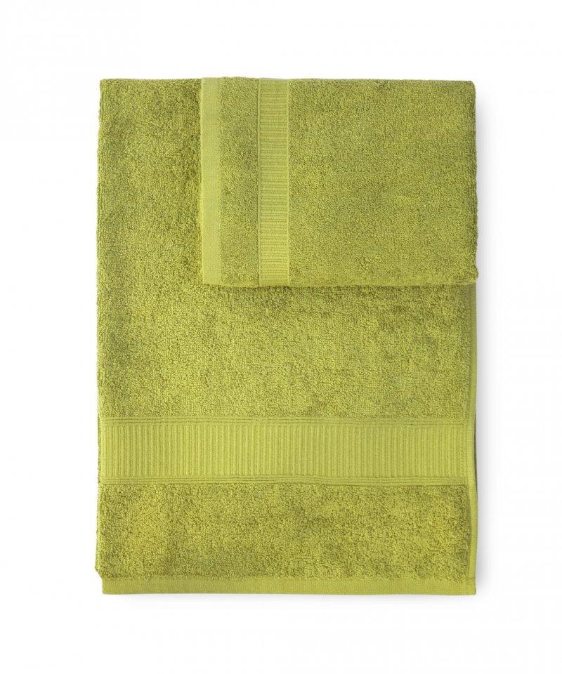 Полотенца Полотенце 100х150 Caleffi Calypso светло-зеленое nabor-polotenets-2-sht-caleffi-calypso-svetlo-zelenyy-italiya.jpg