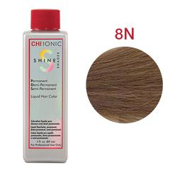 CHI Ionic Shine Shades Liquid Color 8N (Средний-блондин) - Жидкая краска для волос