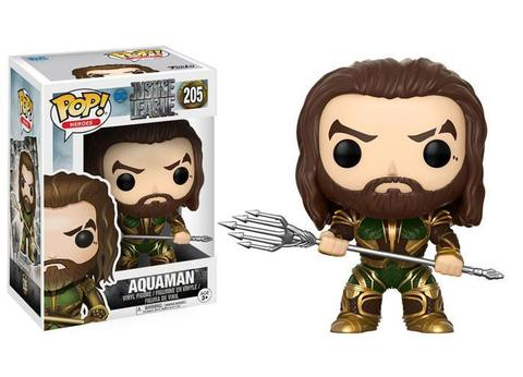 Фигурка Funko POP! Vinyl: DC: Justice League: Aquaman 13486