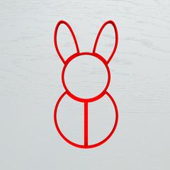Кролик №2