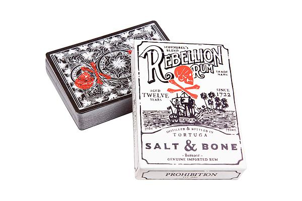 Ellusionist Salt & Bone рубашка