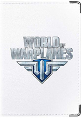 """Обложка для паспорта """"World of war planes"""" (2)"""