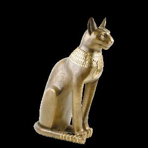 Скульптура Кот египетский