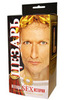 Реалистичный фаллоимитатор с мошонкой Цезарь (23х6,2 см)