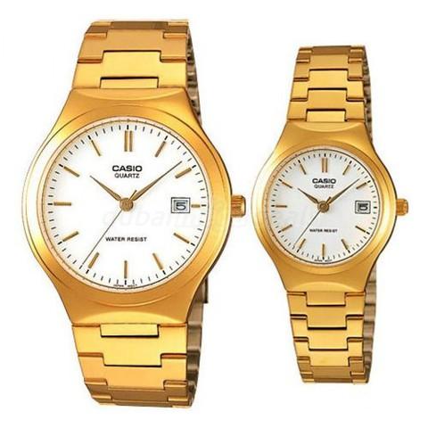 Купить Парные часы Casio Standard: MTP-1170N-7A и LTP-1170N-7A по доступной цене