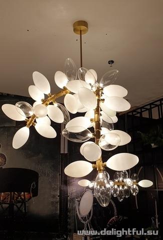 Linsday Audelman KINGDOM KDD.44.01 - 3  replica chandelier