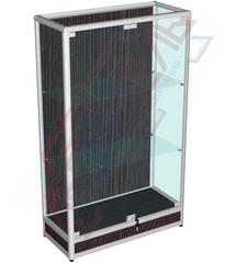 ВА-201-Д Витрина из алюминиевого профиля с подиумом 1500х900х400 мм