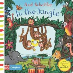 Axel Scheffler In the Jungle