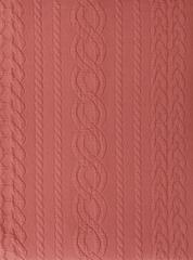 Элитная наволочка декоративная Зефир гранатовая от Luxberry