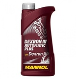 Mannol Dexron III Automatic Plus - Трансмиссионная жидкость для АКПП