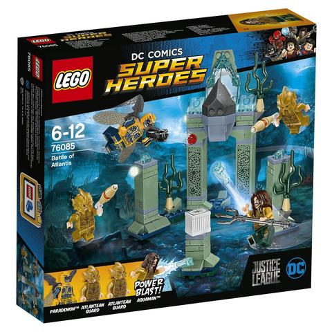 LEGO Super Heroes: Лига Справедливости: Битва за Атлантиду 76085 — Battle of Atlantis — Лего Супергерои ДиСи