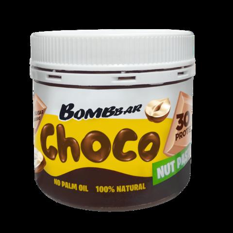 Паста Bombbar Шоколадная с фундуком, 150 гр