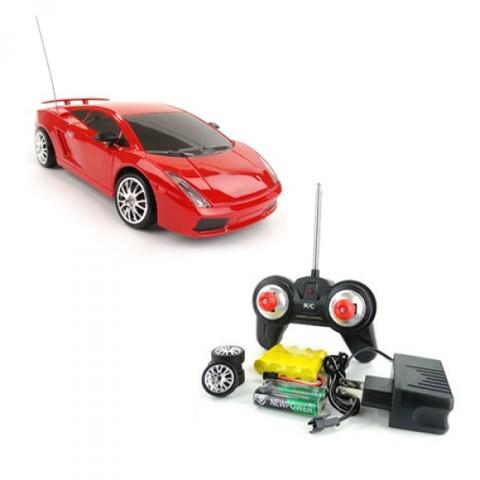 Игрушка радиоуправляемая машина дрифт HB 4WD (код: 666-222)