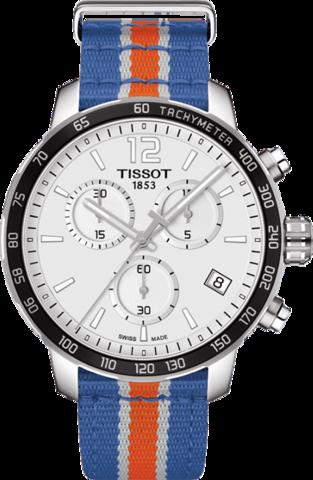 Купить Наручные часы Tissot T095.417.17.037.06 Quickster NBA по доступной цене