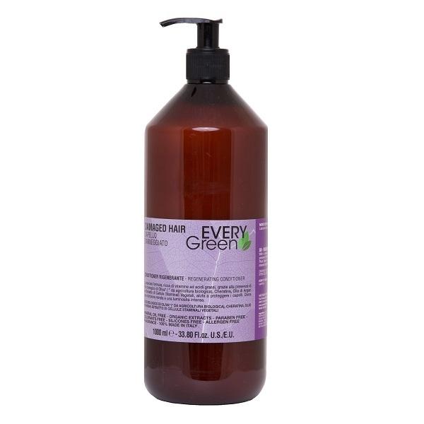 Кондиционер для поврежденных волос Dikson Every Green Damaged Hair Condizionante Rigenerante 1000мл