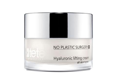 Tete Hyalouronic lifting cream - Липосомальный лифтинг-крем с гиалуроновой кислотой и пептидами
