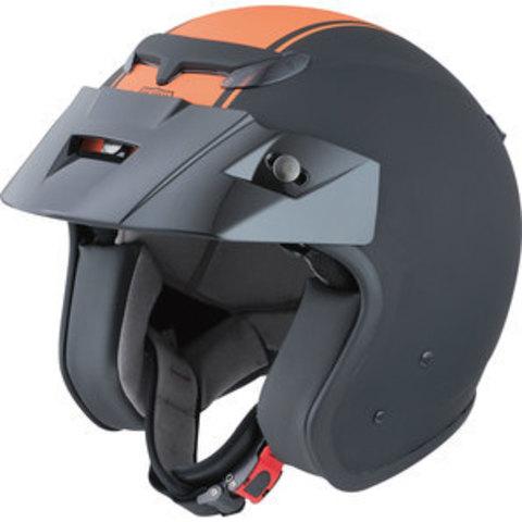 JX2 Sun Jet / Черно-оранжевый