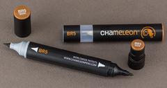 Маркер Chameleon Color Tones коричнево-болотный BR5