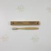 Детская зубная щётка из бамбука