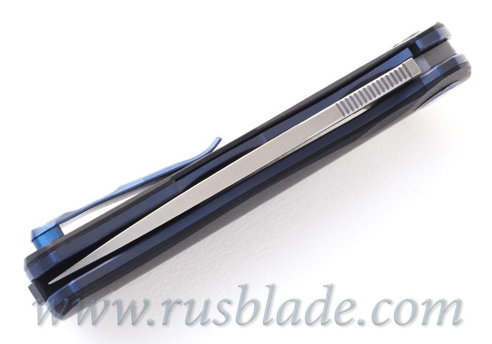 Shirogorov F3 S30V G10 black FS UltraRare