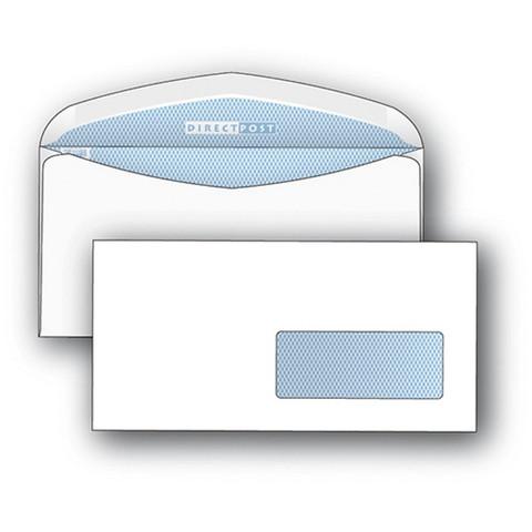 Конверты Белый C65авто.пр.окно DirectPost114х229 1000шт/уп/2218