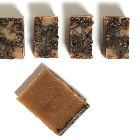 Натуральное мыло ручной работы «Детское Успокаивающее»