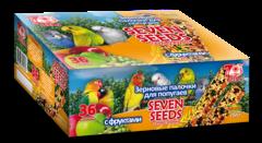 Палочки для попугаев Seven Seeds с фруктами
