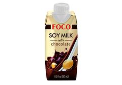 Соевый напиток шоколадный