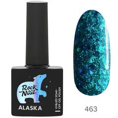 Гель-лак RockNail Alaska 463 Aurora Borealis
