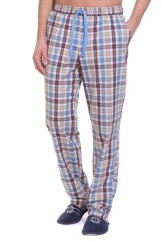 Мужские домашние брюки VIKING №002 бежевые (2140/3) PECHE MONNAIE Франция