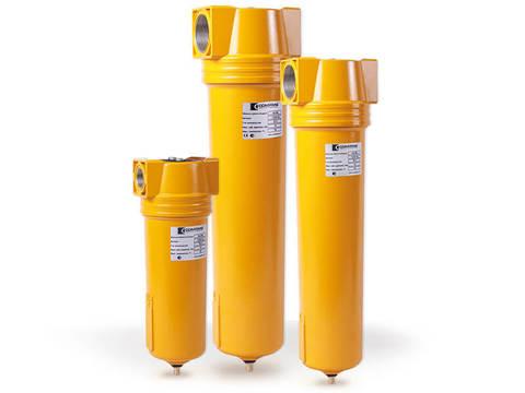 Циклонный сепаратор для сжатого воздуха Comprag AS-072