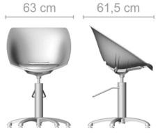 Кресло клиента GINEVRA CONFORT