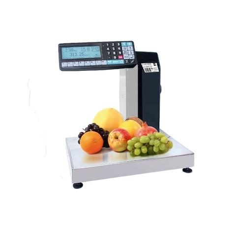 Весы с печатью этикеток Масса-К MK-RL10-1 001