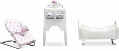 Набор мебели для домика Lundby Детская для малыша 60208600