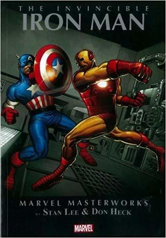 Marvel Masterworks The Invincible Iron Man Vol 2